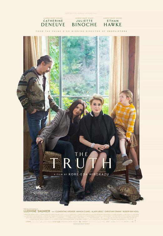 Click To View Extra Large Poster Image For La Verite In 2020 Truth Movie Movie Posters New Poster