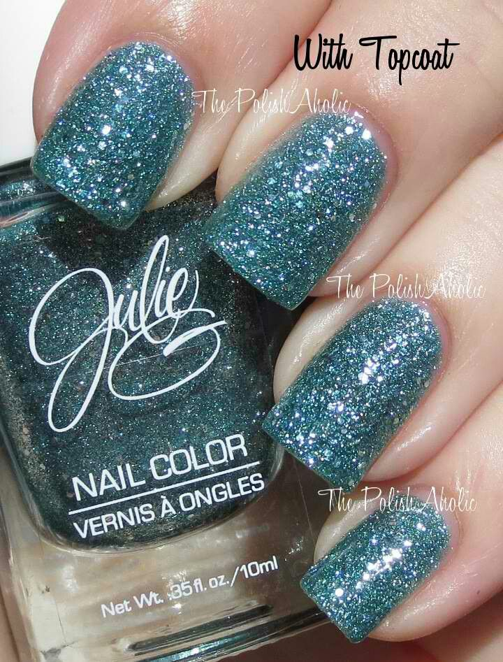 Julie G Frosted Gumdrops-Rock Candy | Nail Polish!! | Pinterest