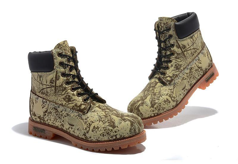 4950181b9 Resultado de imagen para botas timberland colores mujer. Encuentra este Pin  y muchos más en  ZAPATOS ...