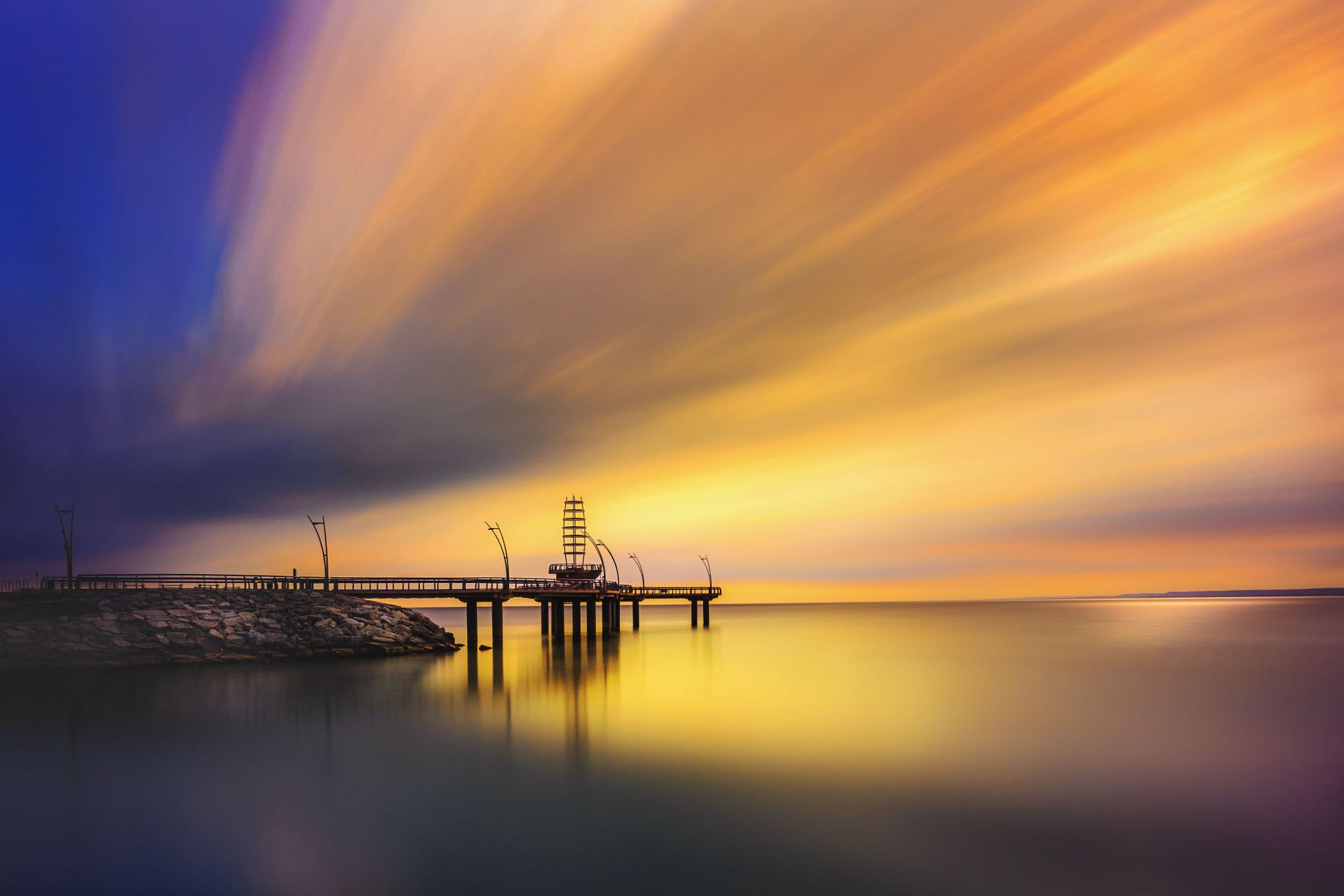 Brant St Pier - This is 9 min exposure of the Brant St Pier in Burlington Ontario. I took it during sunrise and was amazed at the colours that showed up when I got home and processed it. This is an example of why I love long exposure photography, the light just hits the sensor in a slightly different way.  I'm also very humbled that this image is going to be showcased on Landscape Magazines website and social media on March 26th, then being published in the magazine. Will be my first…