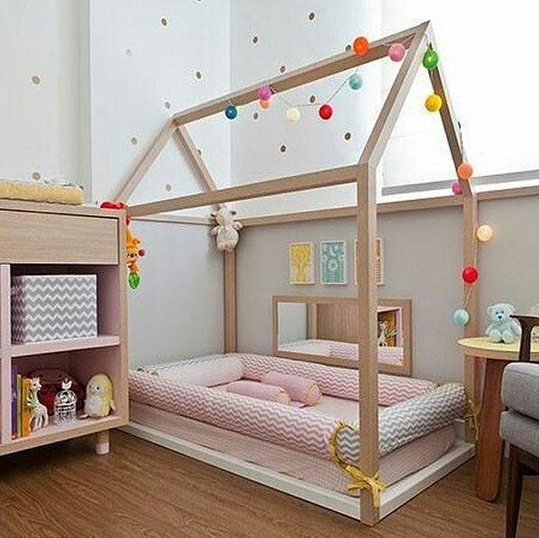 Quarto beb cama beb baby bed decoraci n del hogar - Camas para bebe ...