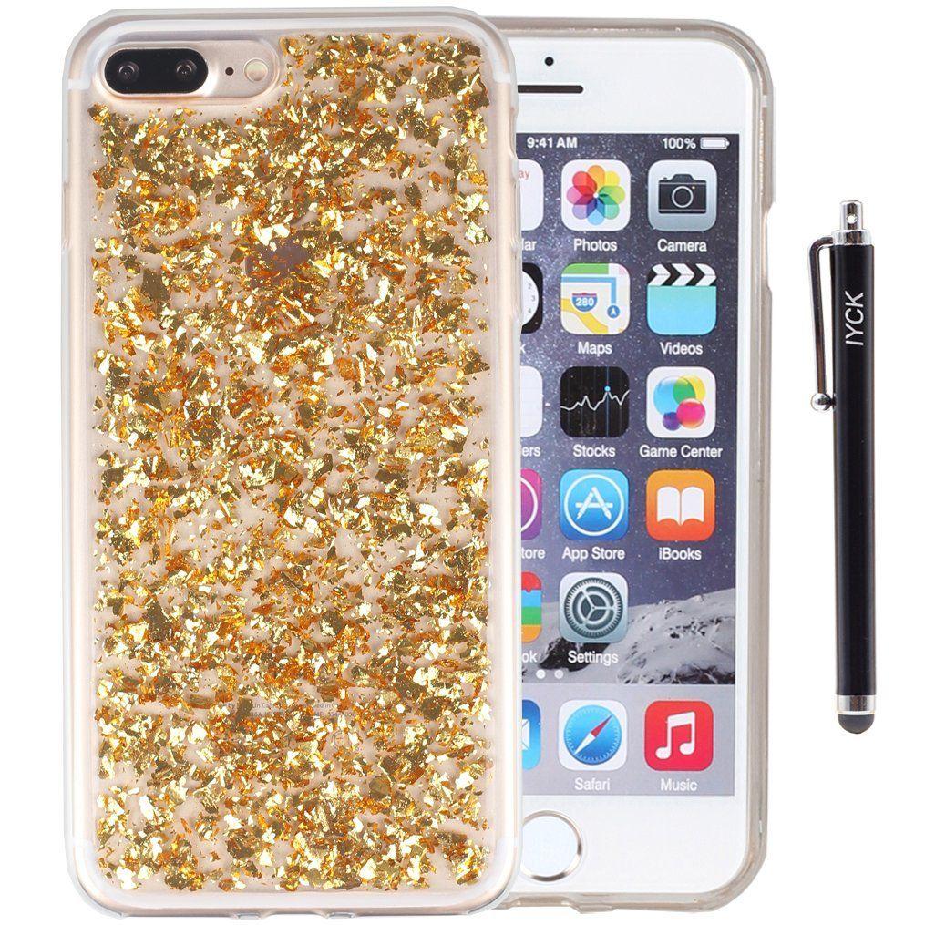 custodia glitter iphone 8 plus