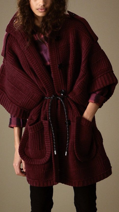 6b0516f0d661 Style Guide: How to wear cardigan sweater? | Diy | Sweater cardigan ...
