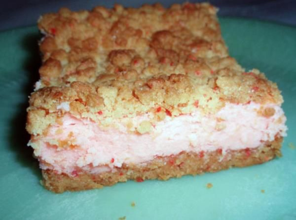 CHERRIES JUBILEE CHEESECAKE BARS Recipe
