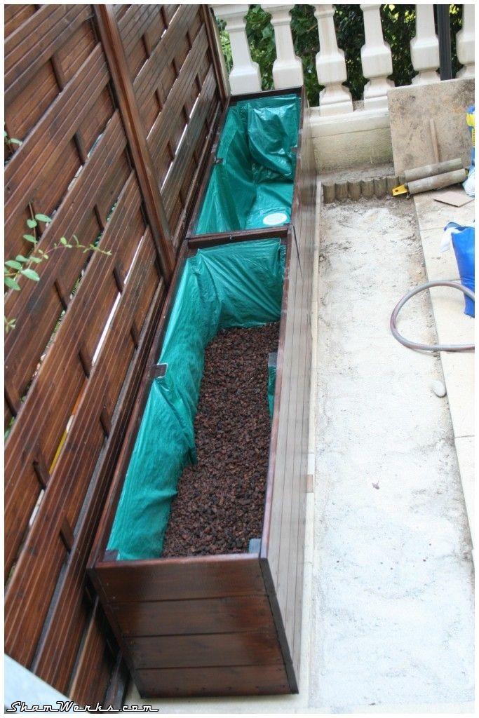 ShamWerks : Terrasse Project - Terrasse Project : Bacs à Bambous ...