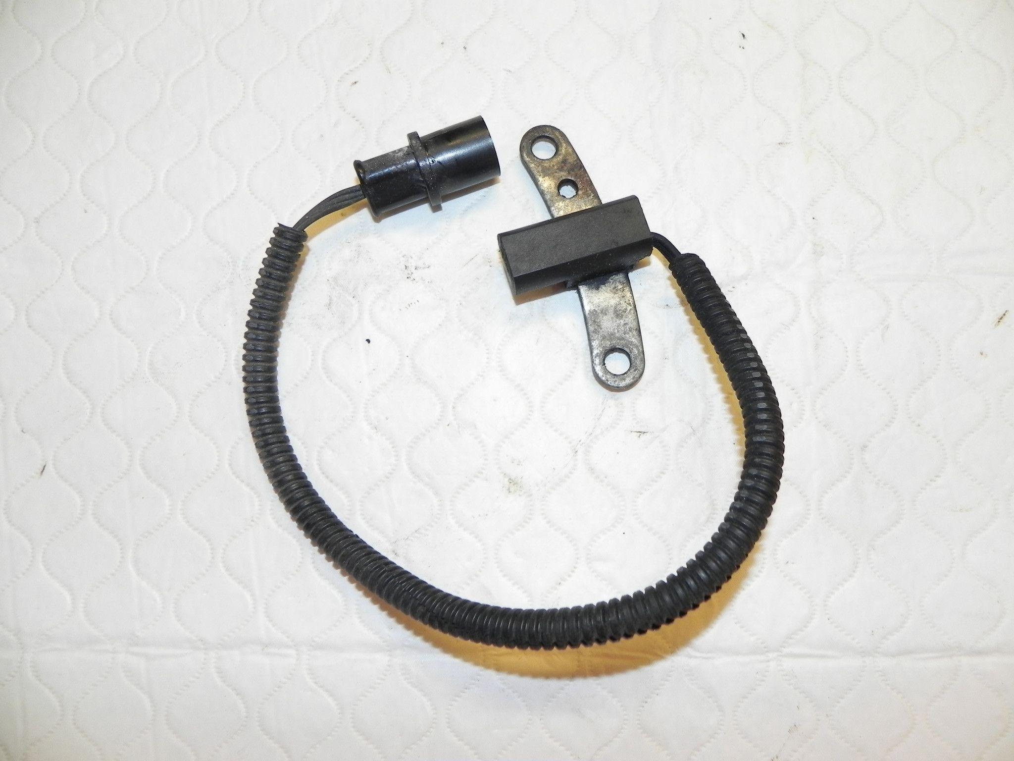 Engine Crankshaft Position Sensor Pc127t Crankshaft Position Sensor Engineering Jeep Grand
