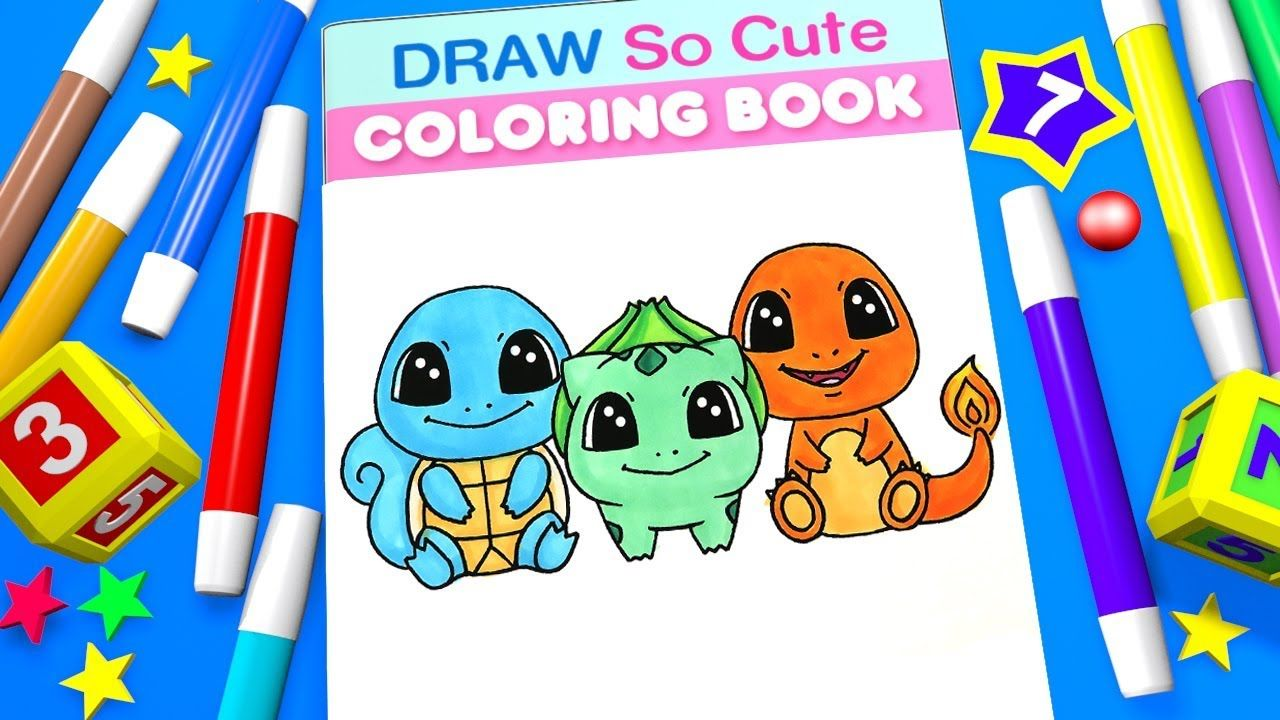 Pokemon Sarter Coloring Pages Squirtle Charmander Bulbasaur Pokemon Bulbasaur Coloring Pages