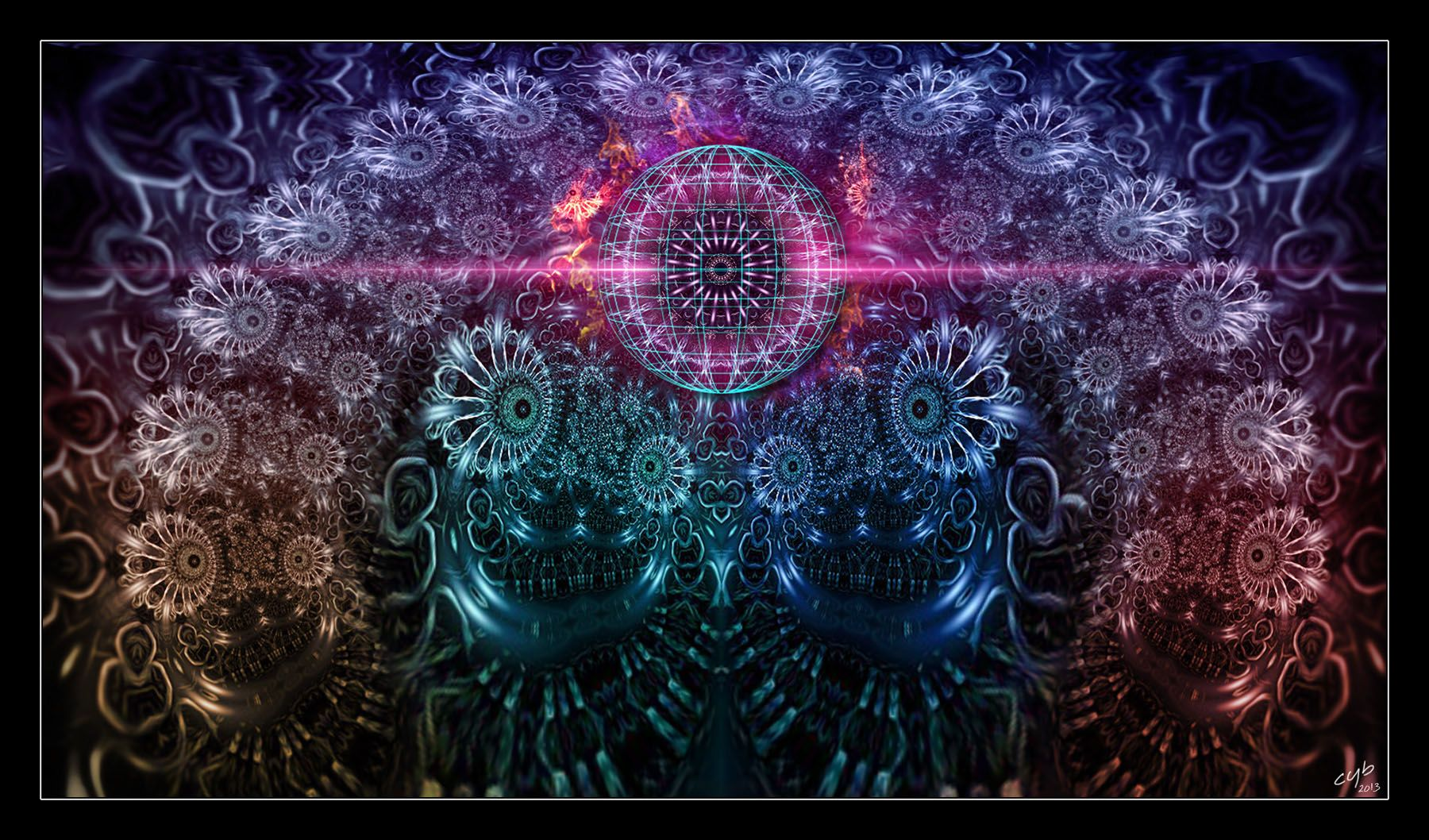 cyb - Member Art Galleries - Welcome to the DMT-Nexus | DMT