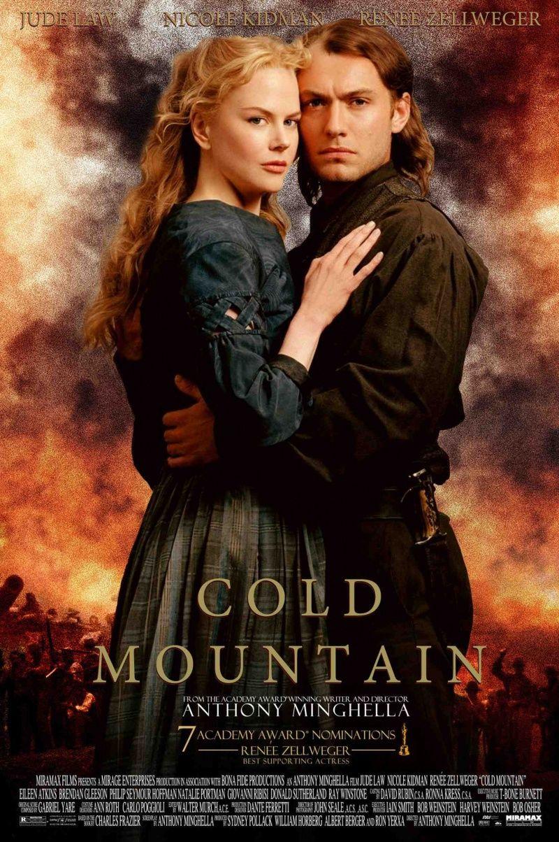 Cold Mountain 2003 Love Movie Romantic Movies Movies