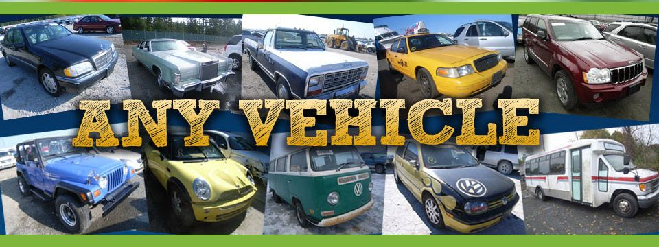 How Could I Find The Value Of My Junk Car Scrap Car Sell Car Cash Cars