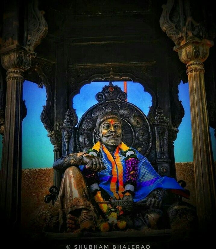 Pin by Shubham Gawade on My Screnshort | Shivaji maharaj hd wallpaper,