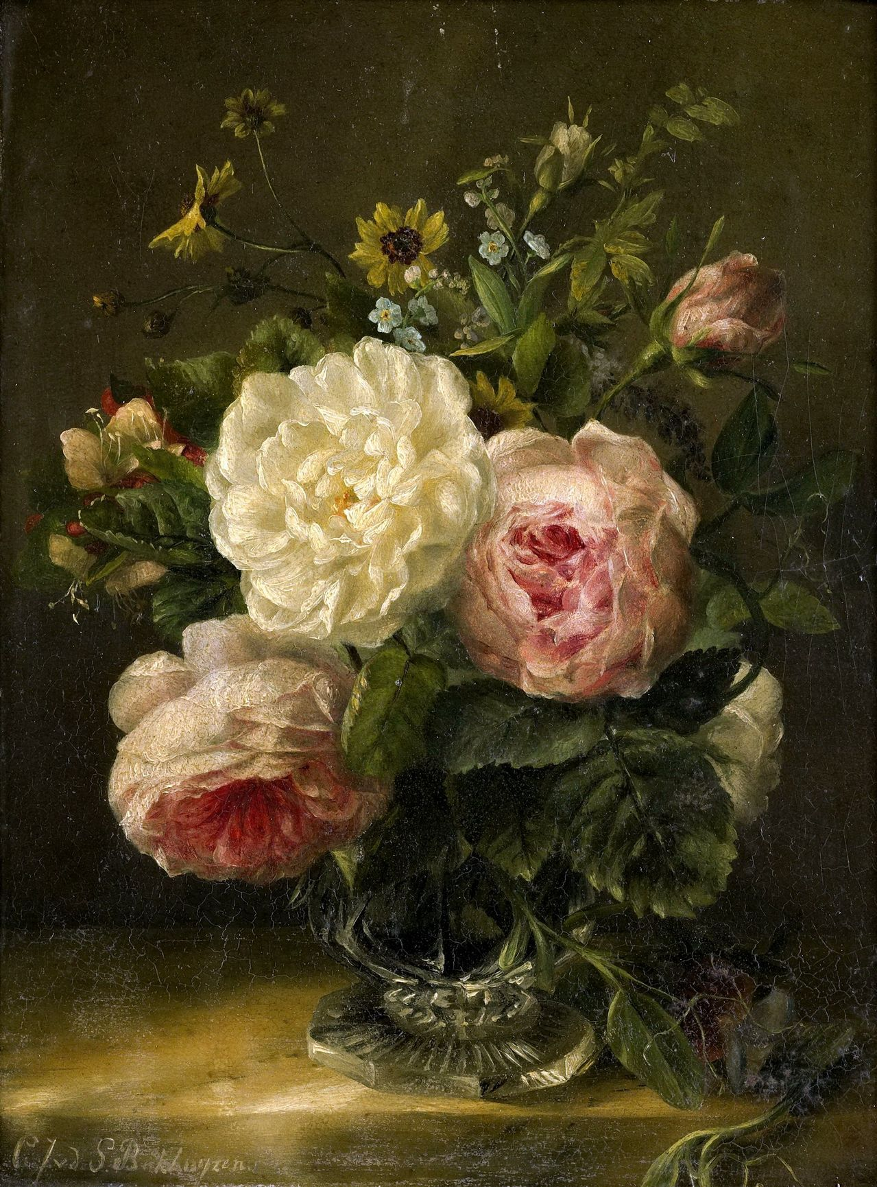 rachel ruysch The painter rachel ruysch spent most of her life in amsterdam, raised in a cultivated and learned family her father was a distinguished professor of anatomy and botany, her mother the daughter of a prominent architect her father's profession, coupled with her apprenticeship (1679–83) to an .