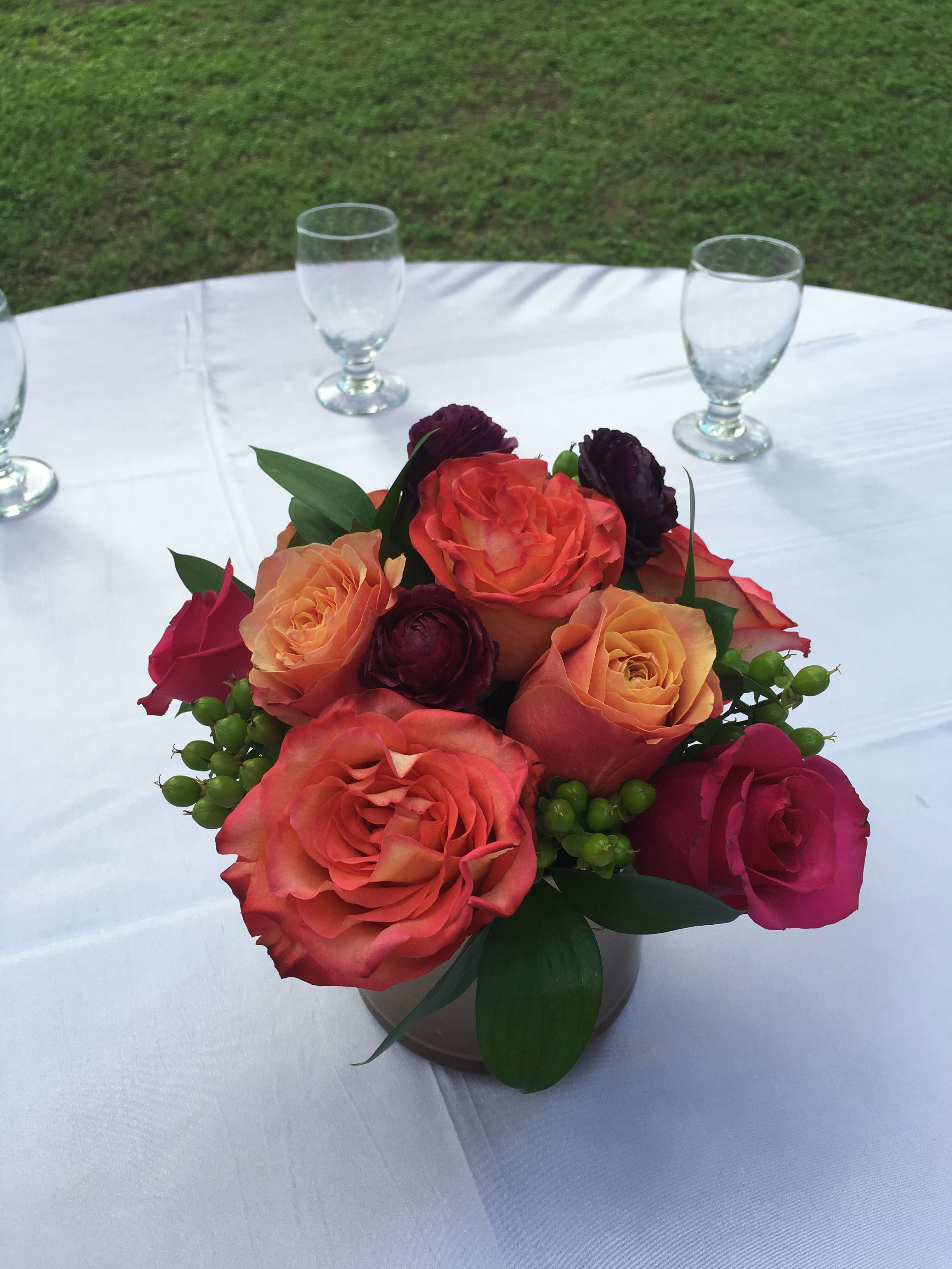 Pin By House Of Blooms On Low Centerpieces