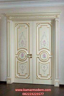 model pintu rumah minimalis terbaru (dengan gambar