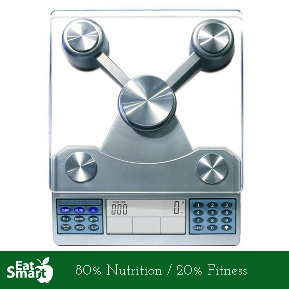 It\'s time to take control of your health. Our Nutritional Scale ...