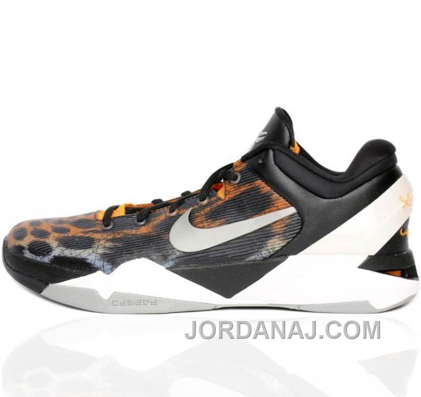Nike Kobe VII 7 System 7 Cheetah Basketball Shoes