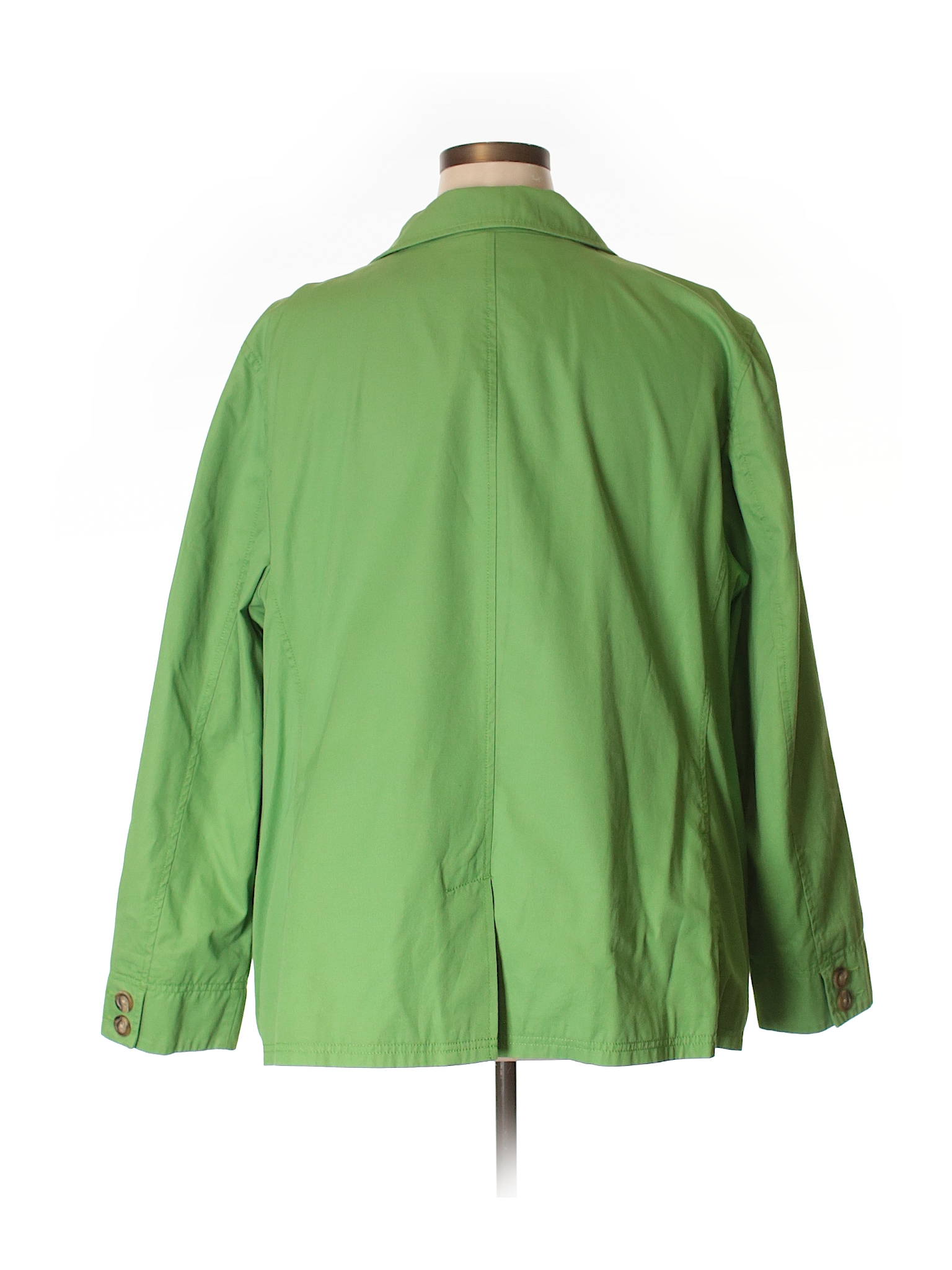L.L.Bean Jacket: Size 26.00 Green Women's Jackets & Outerwear - New With Tags - $21.99