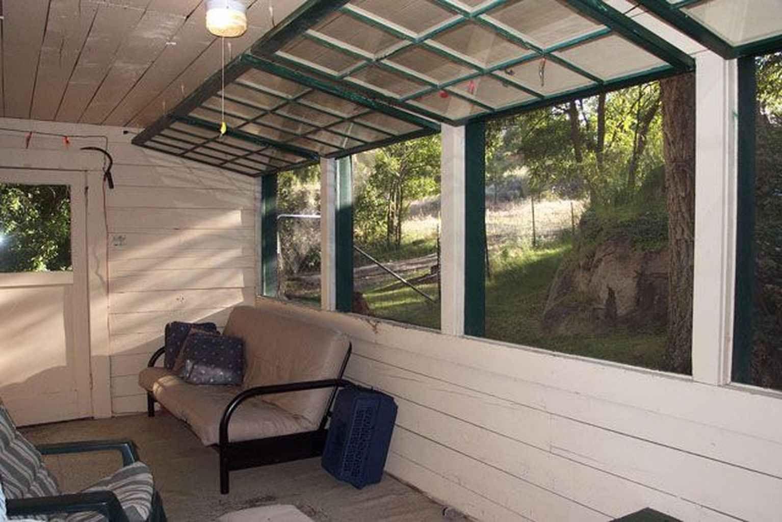 25 Cozy Farmhouse Screened In Porch Design Ideas Homixover Com Patio Windows Porch Design Screened Porch Designs