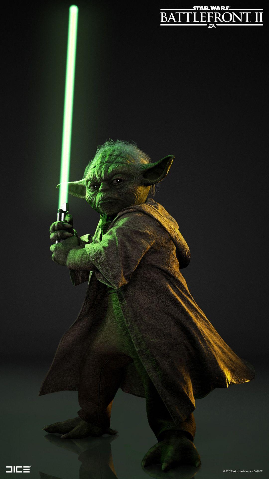 Ultra Hd Yoda Wallpaper Iphone