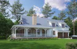 Modern farmhouse House Plan 3 Bedrooms 2 Bath 2992 Sq Ft Plan 111 118
