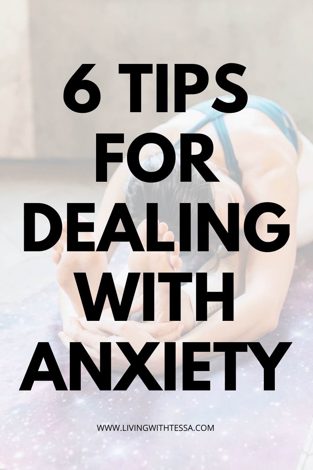 6 ways to handle anxiety