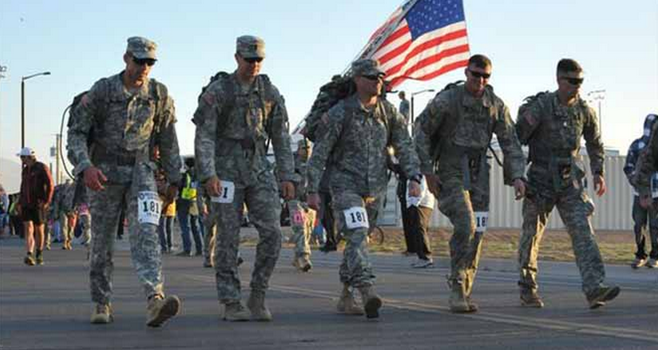 Bataan Death March seventy-five years later