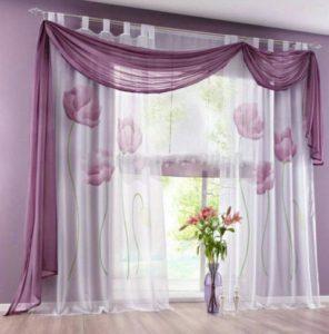 ستائر مودرن اسعارها افضل انواع الاقمشة وكيفية الشراء اونلاين بافضل سعر Curtain Decor Purple Curtains Curtains Living Room