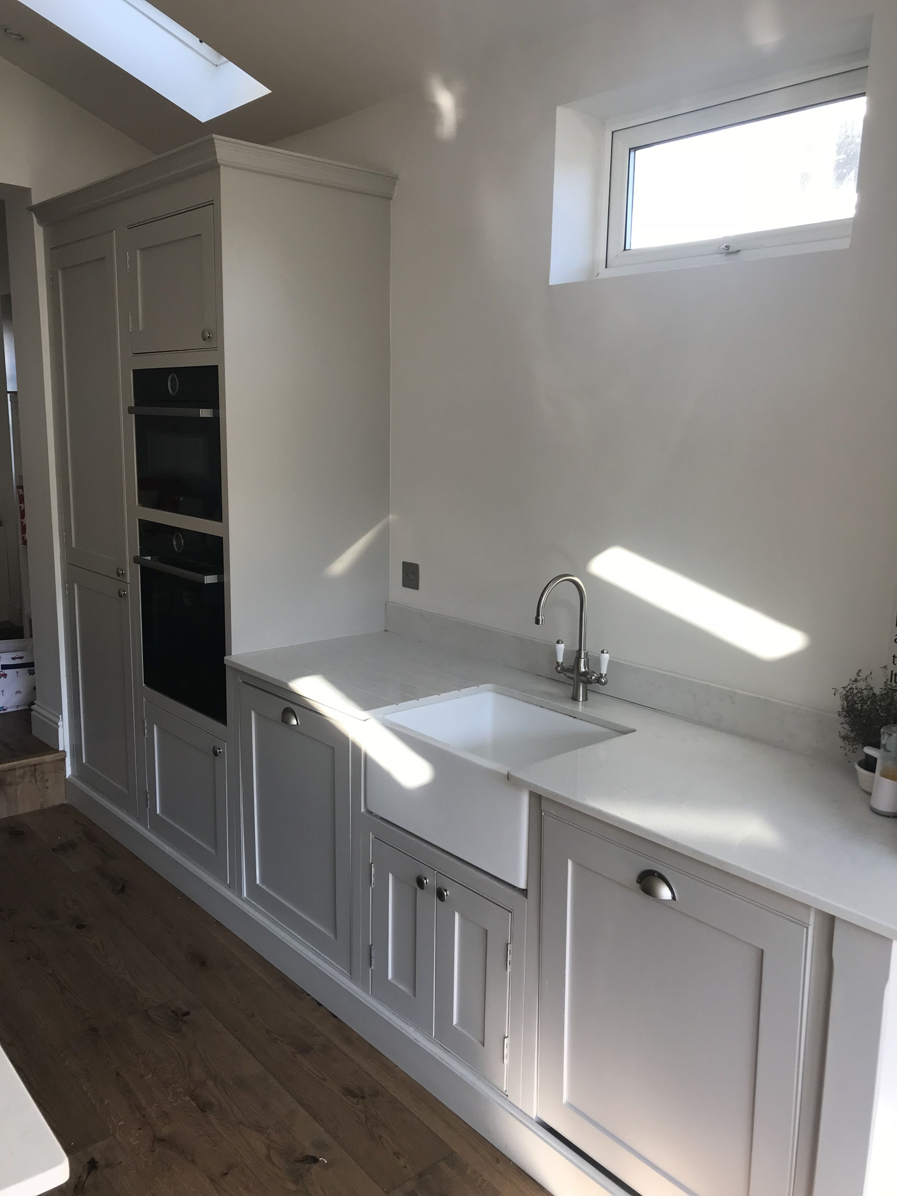 A beautiful example of one of our handmade kitchens ...