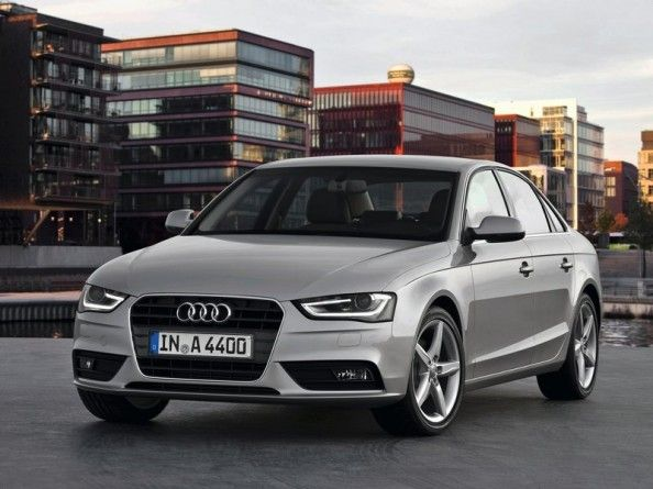 2012 Audi A4 Accelerates From 0 60 Mph In The Mid 6 Seconds Audi A4 Is Designed To Be More Efficient With The 1 8 Tfsi Engine Innovation With Images Audi A4