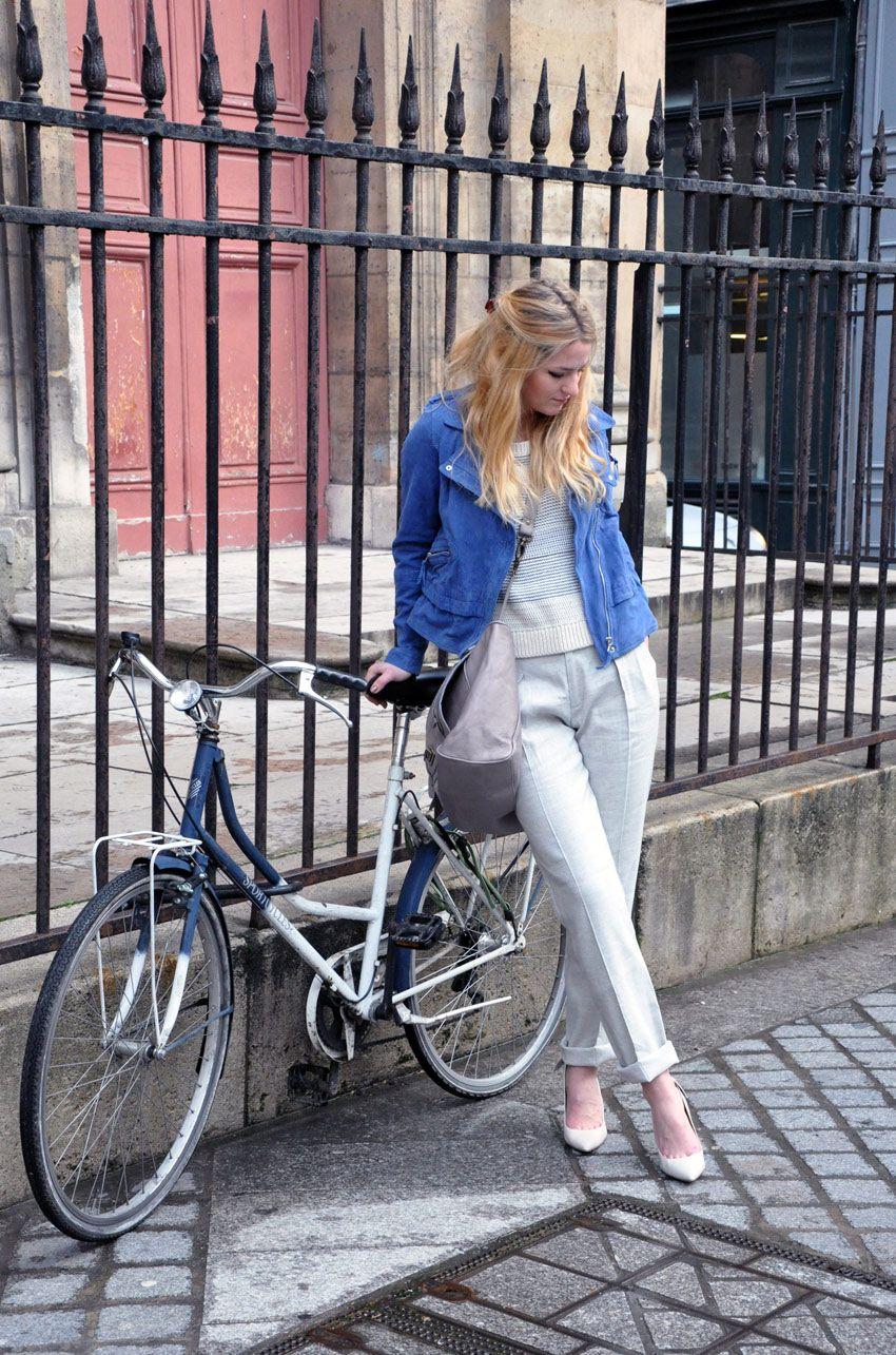 Victoire For Comptoir Des Cotonniers Onisette Double Skin Jacket