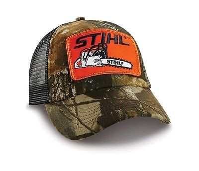 c509ac9f Men's STIHL Realtree Hardwoods Camo Hat / Cap - www.greentoysandmore.com