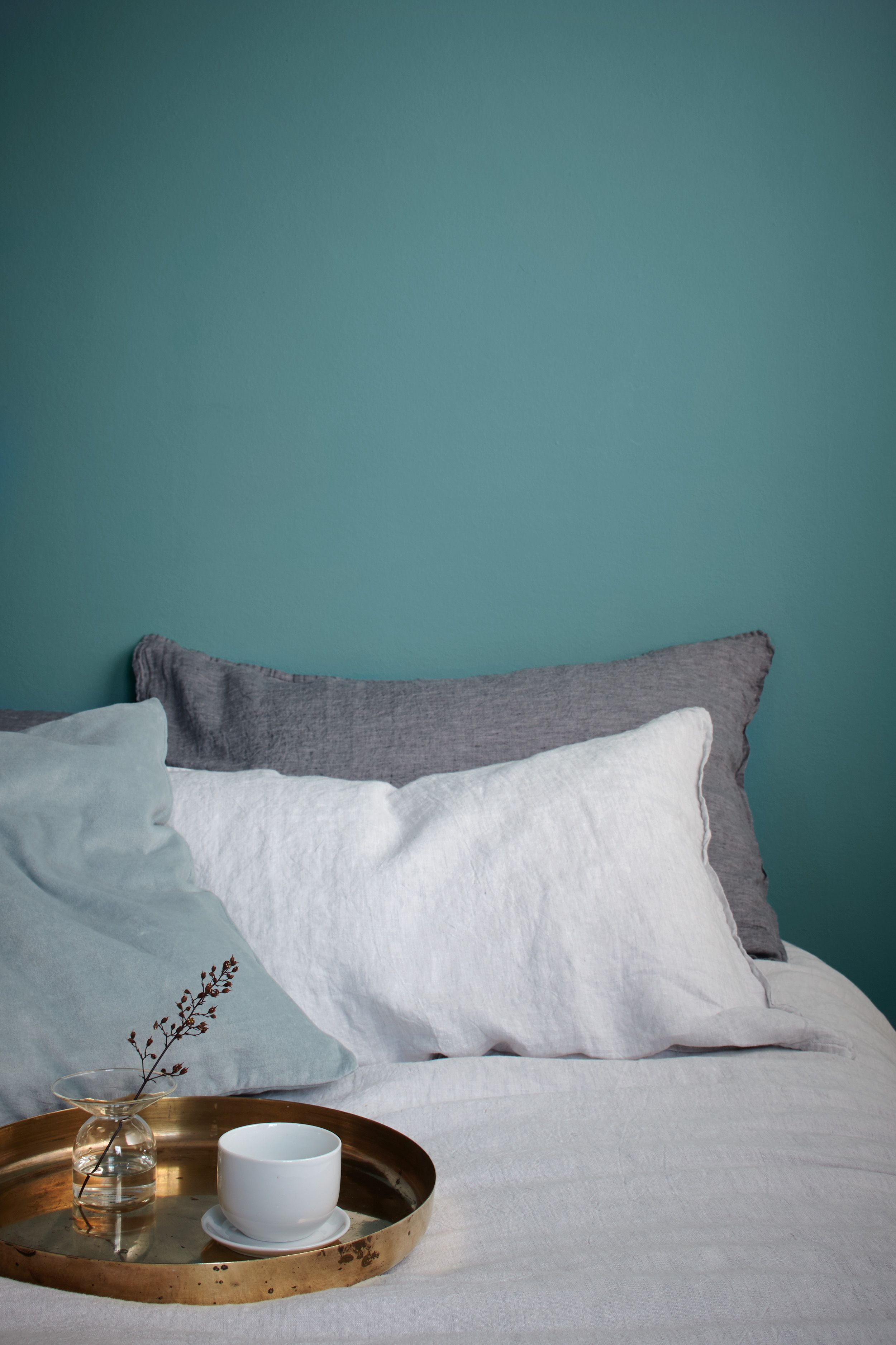 Nautical But Nice Maritime Teal Is Just The Shade To