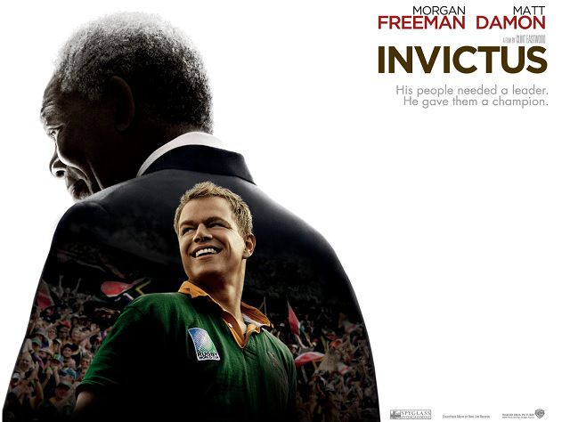 Using Invictus To Teach Students About Apartheid Nelson
