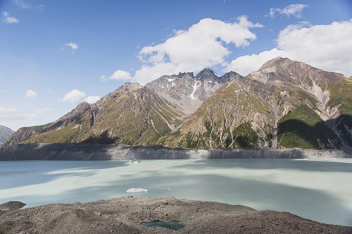 Трек на гору Кука, Новая Зеландия