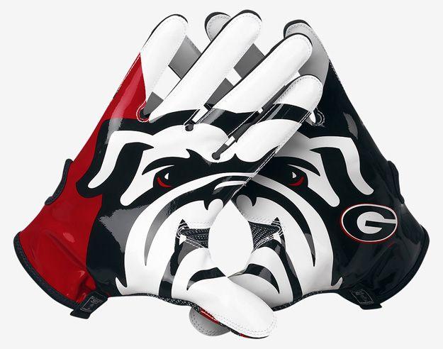Nike Vapor Knit Gloves (Georgia