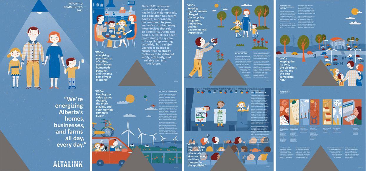 Altalink Brochure : Marta Antelo