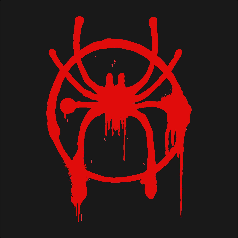 Spider Verse logo vector / DIGITAL DOWNLOAD Araña de
