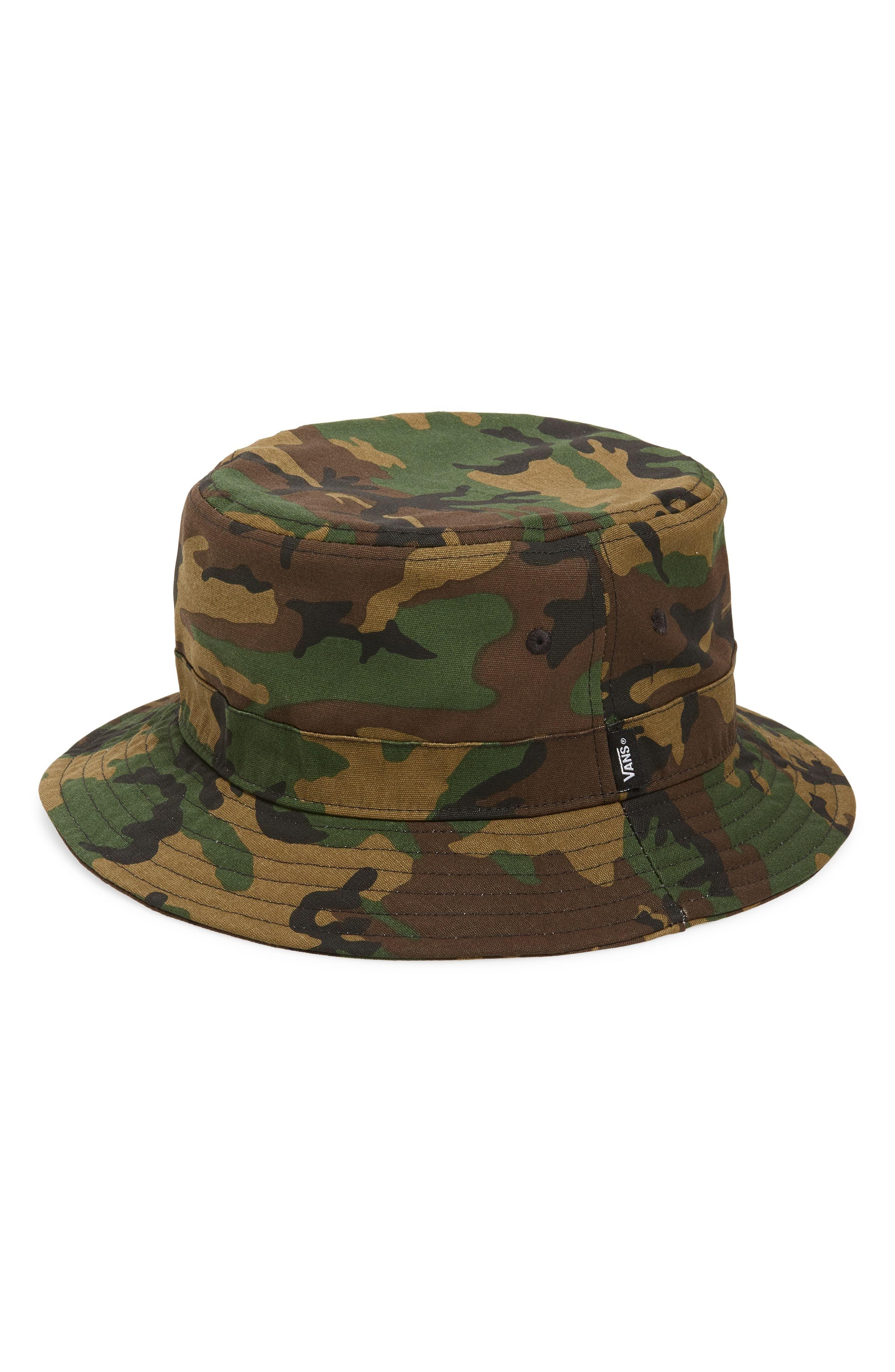Vans Undertone Camo Bucket Hat Nordstrom Camo Bucket Hat Bucket Hat Vans