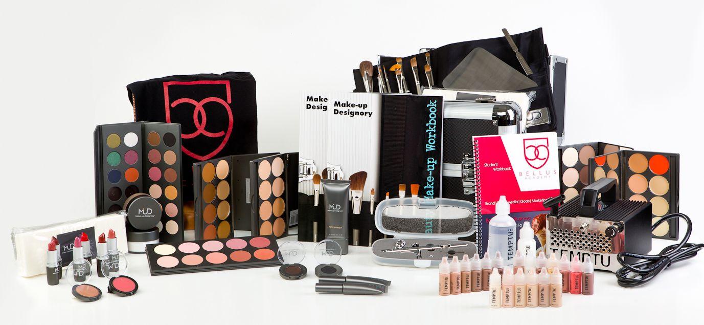 Makeup Artist School Bellus Academy Makeup Kit Airbrush Makeup Makeup