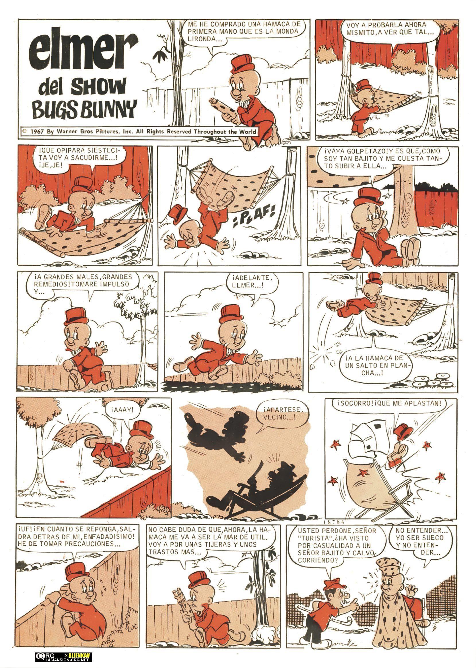 Elmer Grunon Elmer Fudd En Ingles Es Un Personaje Ficticio De