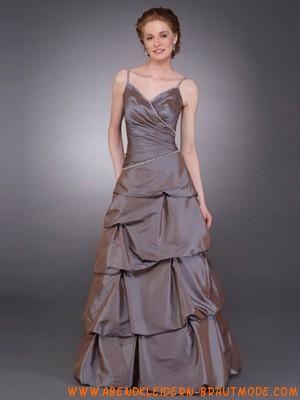 Elegante Abendkleider aus Taft creme Abendkleider   Abendkleider ...