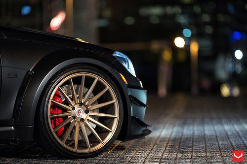 Mercedes-Benz C63 AMG Black Series - VPS