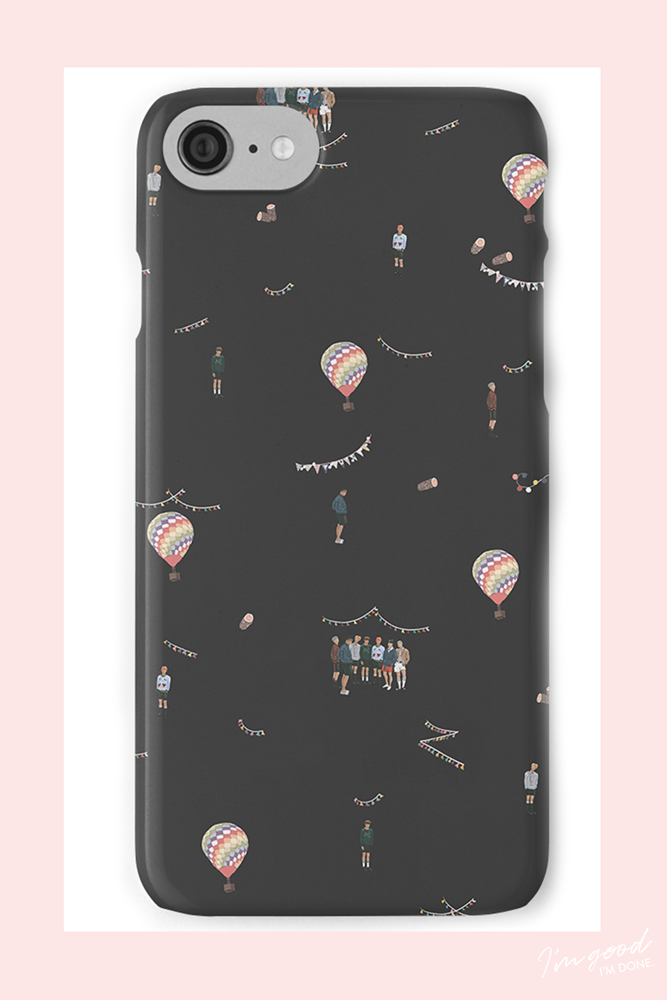 Bts Young Forever Pattern Phone Case Iphone Samsung Galaxy Black Hyyh Diy Phone Case Kpop Phone Cases Cool Phone Cases
