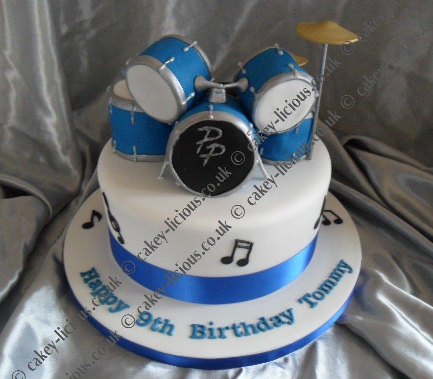 Cake Decorating Drum Kit : drum cake ideas - Google Search Cakes Pinterest Cake ...