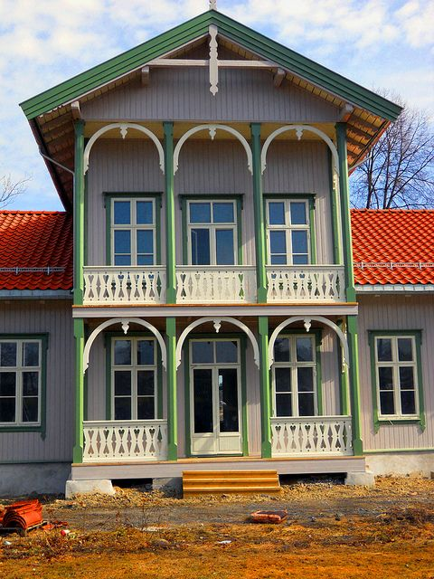 Pin On 19th Century Norwegian Architecture