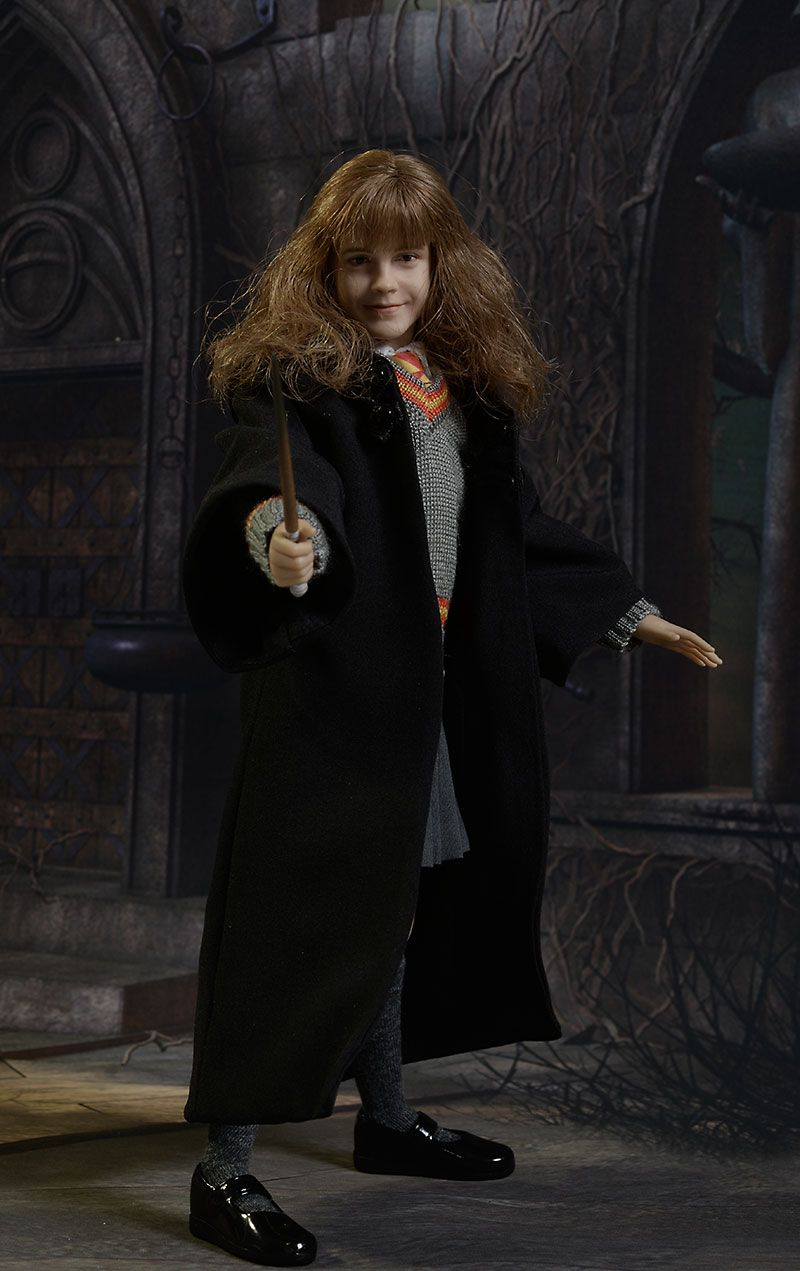 Star Ace Hermione Granger Sixth Scale Action Figure Hermione Granger Action Figures Granger