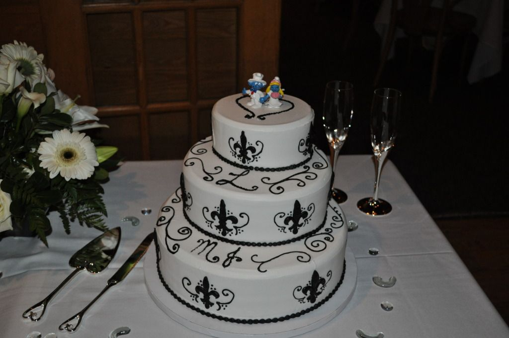 saints grooms cake at a wedding backdrop ekenasfiber rh ekenasfiber johnhenriksson se