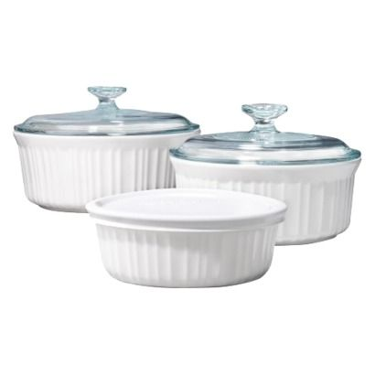 corningware. love this stuff. I still use my mo's old stuff from the 70's.