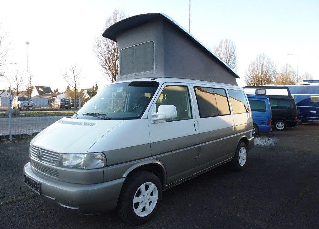 VW- T4 California Coach GANZ NEUE MÖBEL- NEU LACKIERT- NEUE SITZE ...