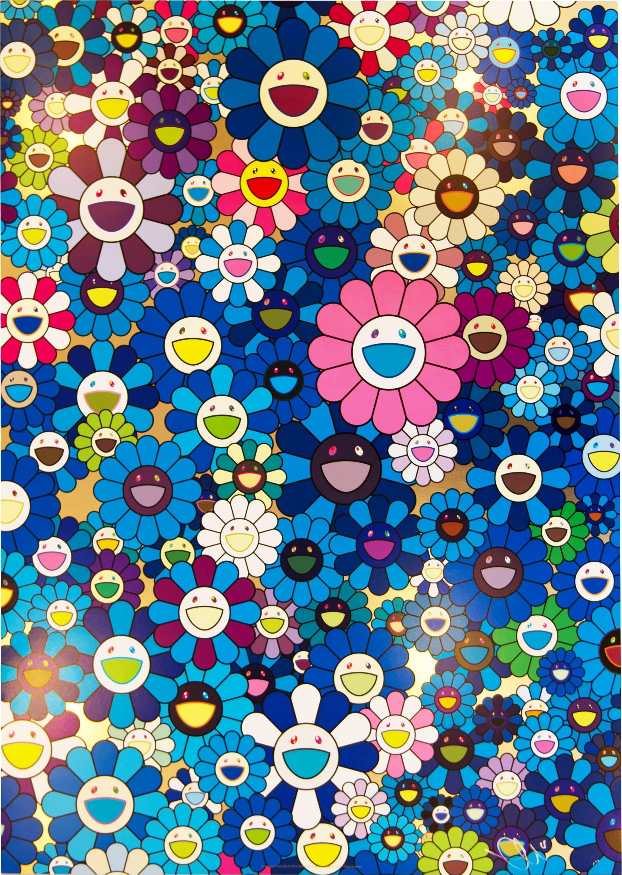 Takashi Murakami (With images) Takashi murakami prints